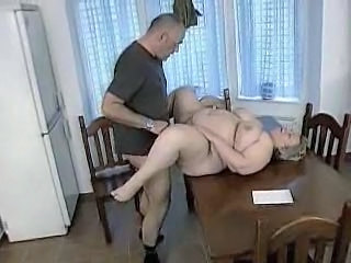 BBW Kitchen Bbw Milf German German Chubby