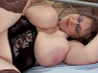 Glasses Big Tits BBW