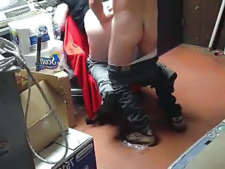 Doggystyle HiddenCam Chubby