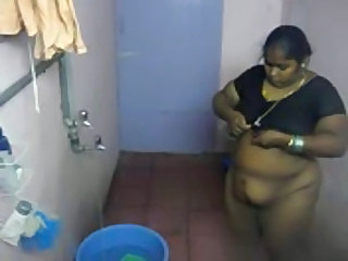 Showers Maid BBW Hidden Shower Indian Bbw