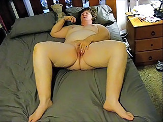 Masturbating Wife Homemade