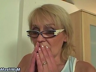 Glasses Mother