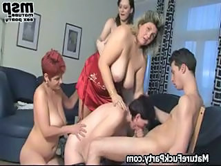 Groupsex Natural Old And Young