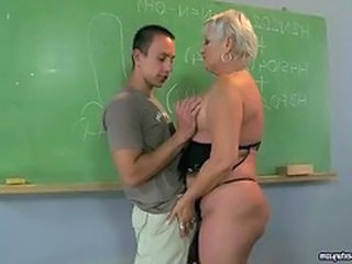 School Teacher Mature