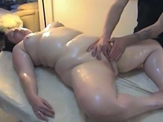 Massage Oiled BBW Massage Oiled Oiled Ass