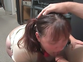 Blowjob Chubby Homemade