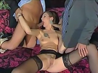 Threesome Vintage Blowjob Blowjob Milf Milf Blowjob Milf Stockings