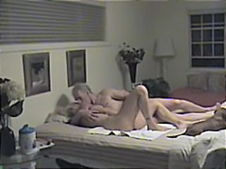 Older Homemade Kissing