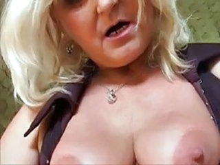 Horny Hungarian Mom Fuck A Young Dude