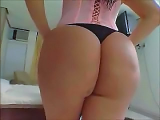 Pornstar Amazing Ass Bbw Latina Brazilian Ass Corset