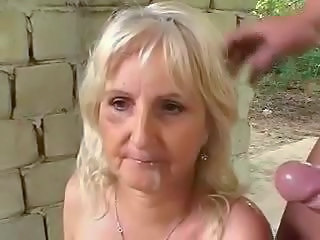 Swallow Cumshot Outdoor Cumshot Ass Grandma Outdoor