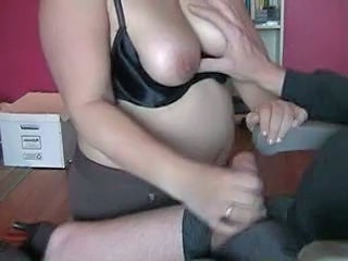Wife Giving Hand