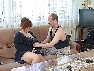 Russian Chubby Homemade