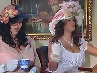 Video from: pornhub | Tea Time With Lesbians