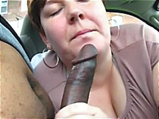 Car Pov Interracial