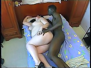 BBW Old And Young Interracial