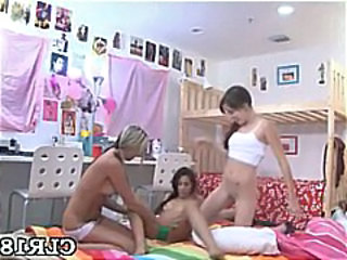 College slut sucks dick