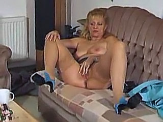 German Masturbating European European German German Granny