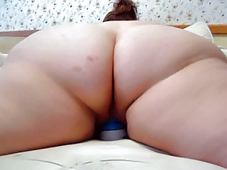Toy Masturbating Ass Amateur Bbw Amateur Bbw Masturb