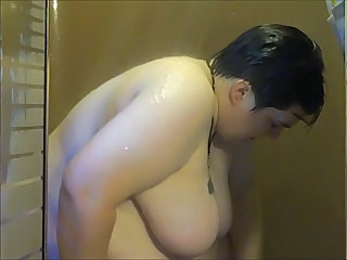 Saggytits Showers Amateur