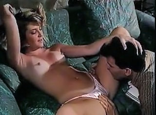 Hot Retro Blonde Fucks Then Sucks Off Boyfriend