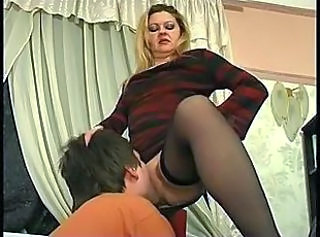Russian Licking Stockings Mature Stockings Old And Young Russian Mature
