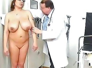 Older Doctor Big Tits