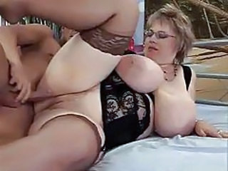 BBW Stockings Mature