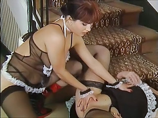 German Maid Stockings European German German Milf