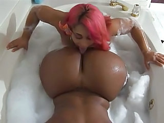 Licking Ass Bathroom Ass Licking Bathroom Ebony Ass