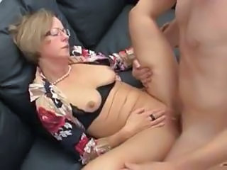 Mature German Anal DP Fisted