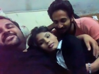 Threesome Webcam Indian