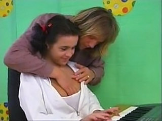 students Part 1  Girls  play with boy when other girls come