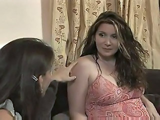 Mature Woman seduces Younger Girl...F