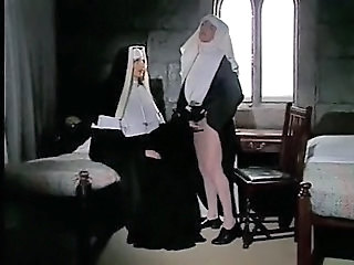 Nun Vintage Uniform Dirty