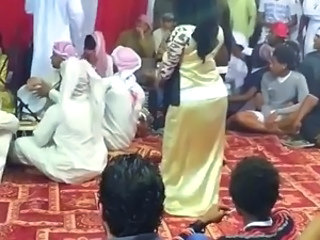 arab big ass dance