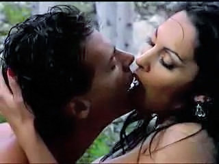 Outdoor Kissing Indian Outdoor
