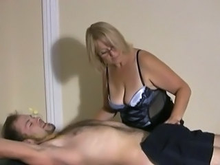 Old And Young Handjob Saggytits Glasses Mature Handjob Mature Jerk