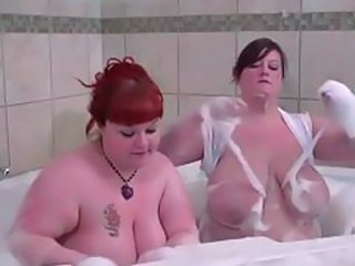 Bathroom BBW Big Tits Babe Big Tits Bathroom Bathroom Tits
