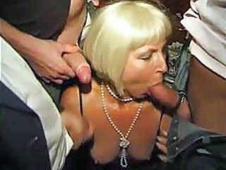Attend this hot swinger party in the bar tubes