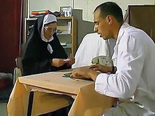 Doctor Nun Old And Young Doctor Mature Glasses Mature Mature Ass