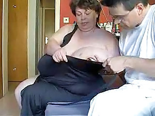 Older Amateur BBW