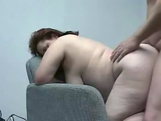 BBW Amateur Doggystyle