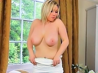 Stripper Blonde Chubby