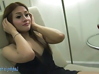 Video from: tubewolf | Interview with a ladyboy tubes