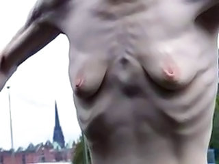 Skinny Public Outdoor Amateur Amateur Mature Outdoor