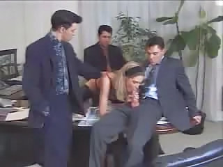 Secretary Gangbang Office Boss