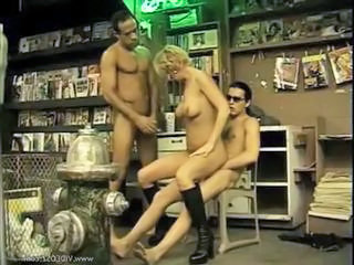 Riding Threesome Vintage