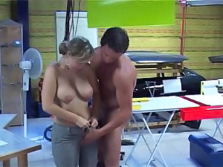Big Tits Chubby European