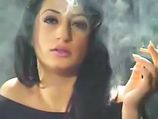 Smoking Babe Arab Arab